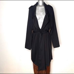 🇨🇦 MICHELSTUDIO Long Black Blazer/Jacket 🇨🇦